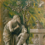 Sacrifice of Isaac, Andrea Mantegna