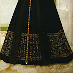 Lucas Cranach the younger -- Anna of Denmark, Kunsthistorisches Museum