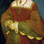 Jane Seymour, third wife of King Henry VIII of England, Hans The Younger Holbein