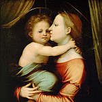 Fra Bartolomeo -- Madonna and Child, Kunsthistorisches Museum