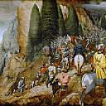 Brueghel, Pieter The Elder -- Обращение Павла [The Conversion of Saul] 1567, 108х156,, Kunsthistorisches Museum