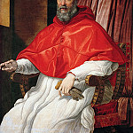 Kunsthistorisches Museum - Jacopino del Conte -- Portrait of a Cardinal
