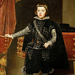 Kunsthistorisches Museum - Diego Velázquez -- Portrait of Philip IV, King of Spain
