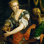 Paolo Veronese -- Judith with the Head of Holofernes, Kunsthistorisches Museum