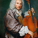 Portrait of a Cellist, Giacomo Ceruti