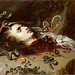 Head of Medusa, Peter Paul Rubens