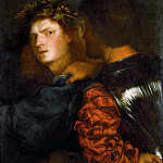 Kunsthistorisches Museum - Titian -- The Brave (Il Bravo)