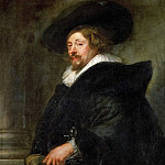 Peter Paul Rubens -- Self-portrait, Kunsthistorisches Museum
