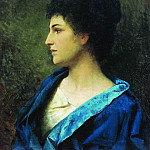 Greek woman. 1877, Henryk Semiradsky