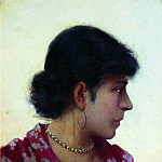 Portrait of an Unknown, Henryk Semiradsky