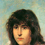 Head girl , Henryk Semiradsky