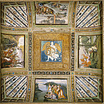 Michelangelo Buonarroti - Stories of Moses