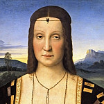 Portrait of Elisabetta Gonzaga