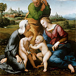 The Canigiani Holy Family