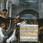 Giulio Romano - Stanza of Heliodorus: The Mass at Bolsena (fragment)