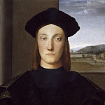 Portrait of Guidobaldo da Montefeltro