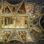 Alessandro Botticelli - Room of Constantine: Ceiling