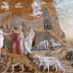 Giulio Romano - Exit from the Ark