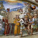 Alessandro Botticelli - Passage of Jordan