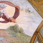 Musei Vaticani - God Separating Land from Water