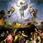 Leonardo da Vinci - Transfiguration of Christ