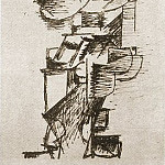 1910 Femme debout, Pablo Picasso (1881-1973) Period of creation: 1908-1918