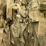 1910 Portrait de Wilhelm Uhde, Pablo Picasso (1881-1973) Period of creation: 1908-1918