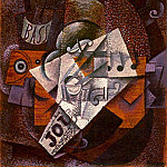 Pablo Picasso (1881-1973) Period of creation: 1908-1918