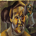 1909 Portrait de Fernarde. JPG, Pablo Picasso (1881-1973) Period of creation: 1908-1918