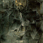 1910 Portrait dAmbroise Vollard, Pablo Picasso (1881-1973) Period of creation: 1908-1918