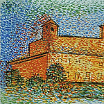 1917 Villa Medici, Pablo Picasso (1881-1973) Period of creation: 1908-1918