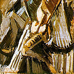 1908 Baigneuse, Pablo Picasso (1881-1973) Period of creation: 1908-1918