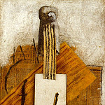 1913 Violon, Pablo Picasso (1881-1973) Period of creation: 1908-1918