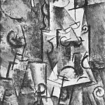 1911 Femme assise, Pablo Picasso (1881-1973) Period of creation: 1908-1918