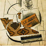 1913 Vieux-Marc, Pablo Picasso (1881-1973) Period of creation: 1908-1918