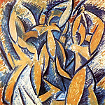 1908 Trois femmes , Pablo Picasso (1881-1973) Period of creation: 1908-1918