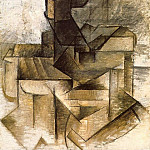Pablo Picasso (1881-1973) Period of creation: 1908-1918 - 1910 Le rameur