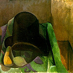 1909 Le chapeau, Pablo Picasso (1881-1973) Period of creation: 1908-1918
