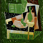 1918 Idylle sous un arbre, Pablo Picasso (1881-1973) Period of creation: 1908-1918