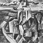 Pablo Picasso (1881-1973) Period of creation: 1908-1918 - 1909 Le pressoir Е huile