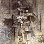 1910 Guitariste , Pablo Picasso (1881-1973) Period of creation: 1908-1918