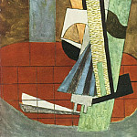 1915 Couple de danseurs, Pablo Picasso (1881-1973) Period of creation: 1908-1918