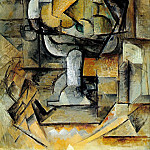 Pablo Picasso (1881-1973) Period of creation: 1908-1918 - 1910 Le compotier