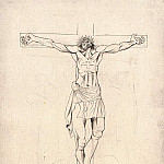 1915 La crucifixion. JPG, Pablo Picasso (1881-1973) Period of creation: 1908-1918