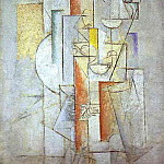 1912 Nu , jaime Eva, Pablo Picasso (1881-1973) Period of creation: 1908-1918