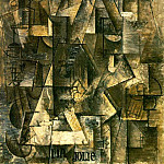 1912 Ma Jolie , Pablo Picasso (1881-1973) Period of creation: 1908-1918