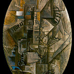 1912 Souvenir du Havre, Pablo Picasso (1881-1973) Period of creation: 1908-1918