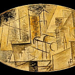 1912 La Rue dOrchampt, Pablo Picasso (1881-1973) Period of creation: 1908-1918