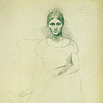 Pablo Picasso (1881-1973) Period of creation: 1908-1918 - 1917 Portrait dOlga Kokhlova1