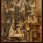 Pablo Picasso (1881-1973) Period of creation: 1908-1918 - 1911 Ma Jolie - Marcelle Humbert-eva